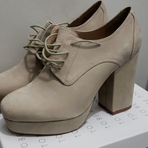 URBAN OUTFITTERS SUEDE SHOES